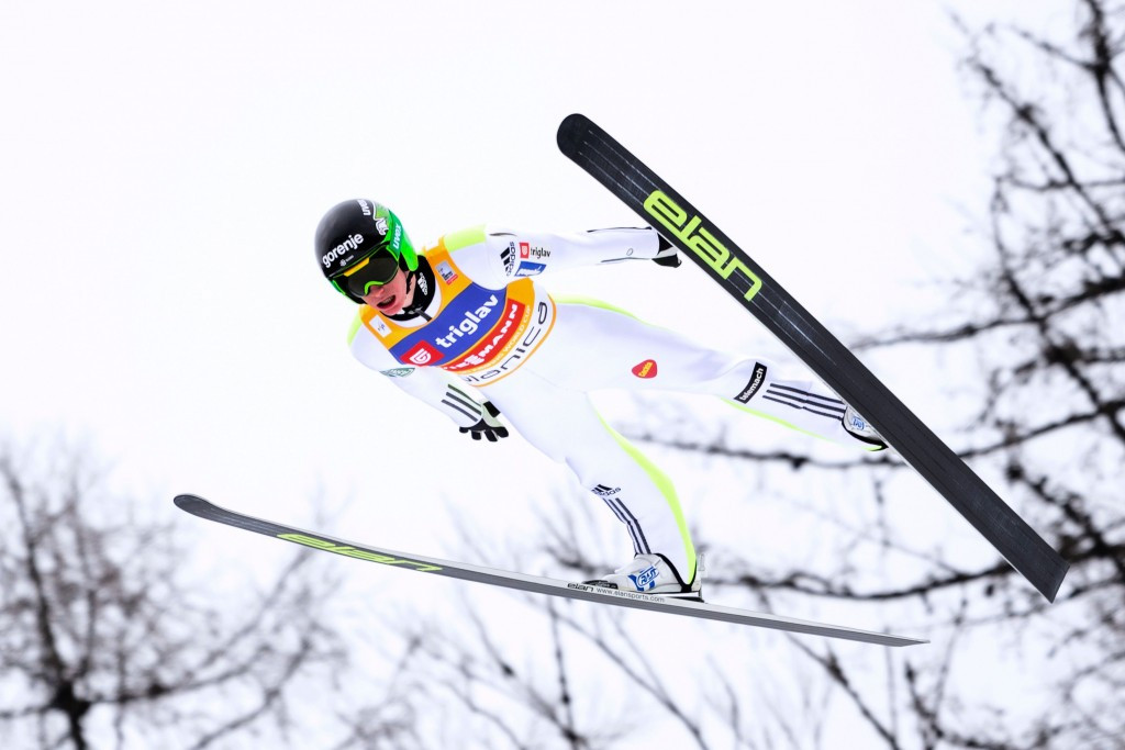 World Cup champion Prevc delights home crowd with victory in Planica