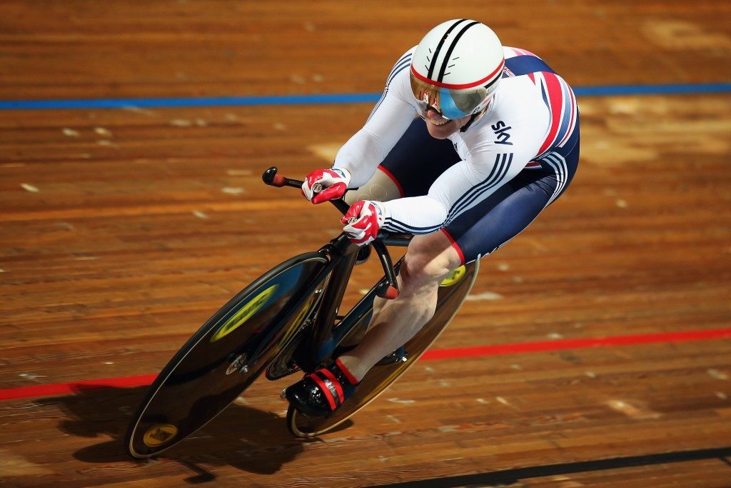 Britain and China dominate opening day of UCI Para-cycling Track World Championships