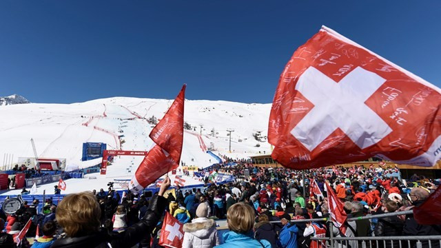 Superb Swiss transfer individual form into team event at home FIS Alpine World Cup