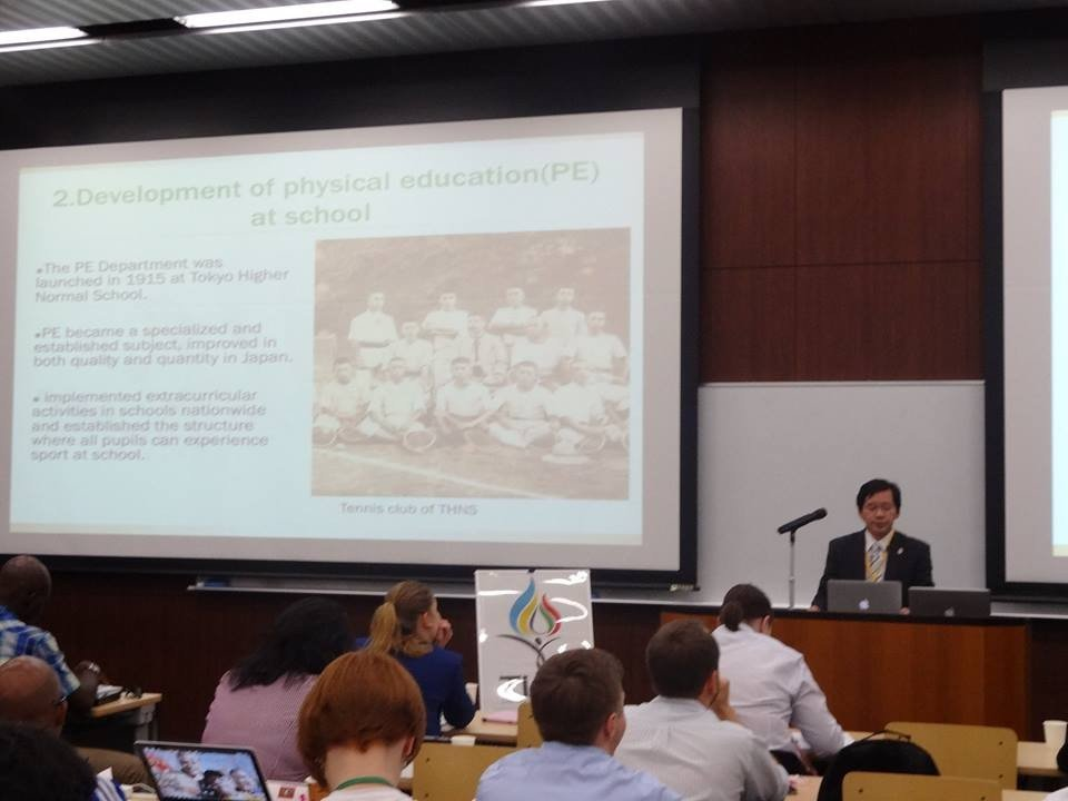 Japanese sporting history and traditions tackled during Tsukuba International Academy for Sport Studies short programme