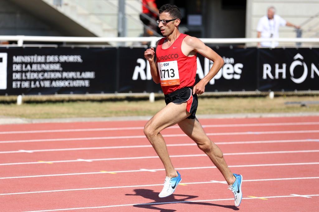 Kenyans finish one-two on opening day of IPC Athletics Grand Prix in Dubai