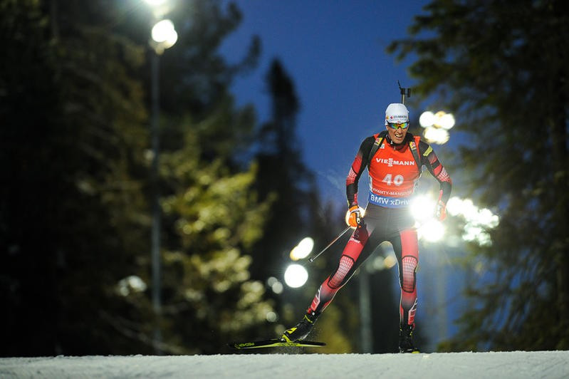 Austrian earns maiden IBU World Cup win with sprint success in Khanty-Mansiysk