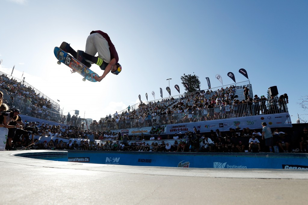 Skateboarding warned they need to work together if they want to be included on Olympic programme at Tokyo 2020