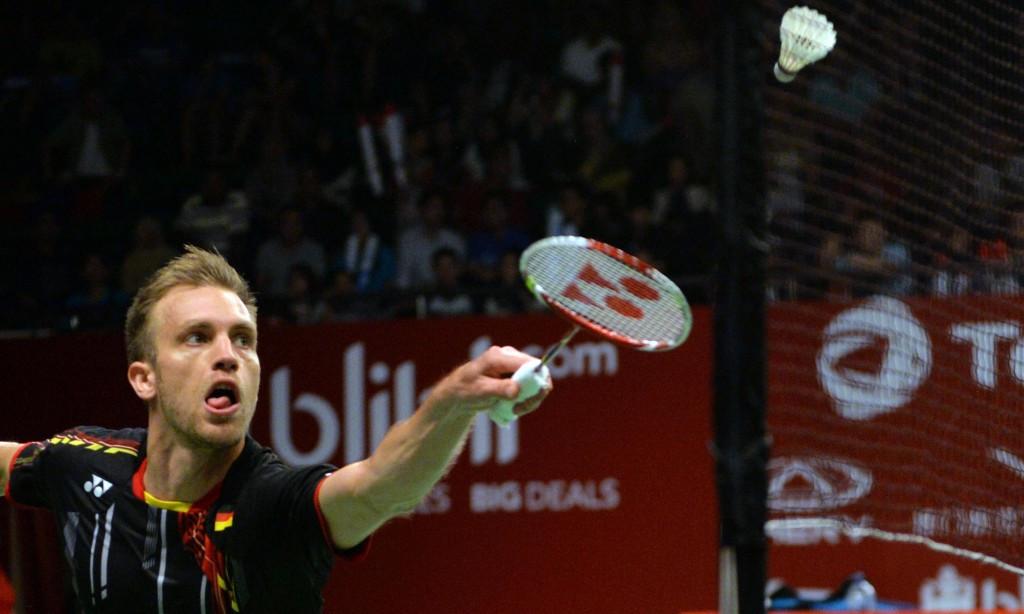 Chou stunned by Zwiebler fightback in Swiss Open quarter-finals
