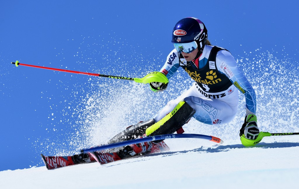 Shiffrin earns dominant slalom victory at FIS Alpine World Cup