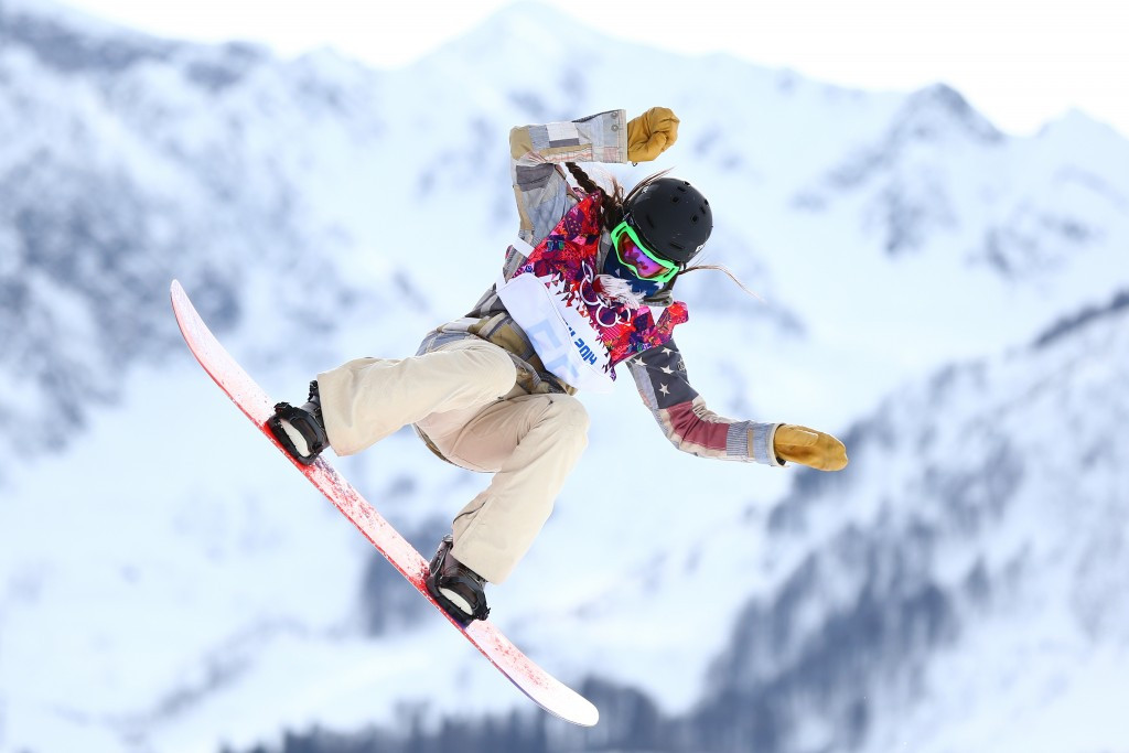 Shorr and Boesiger lead slopestyle qualifying at FIS Snowboard World Cup