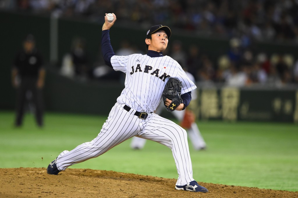 Japan have retained their place at the top of the WBSC world baseball rankings ©Getty Images