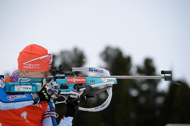 Mäkäräinen earns second victory at IBU World Cup in Khanty-Mansiysk