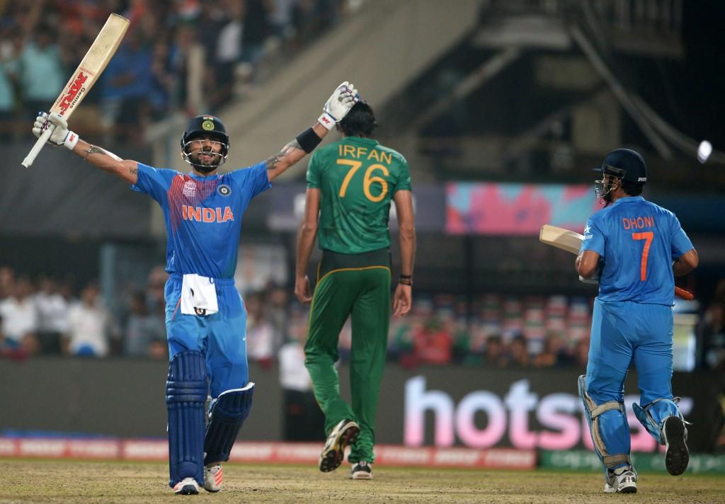 India overcome arch-rivals Pakistan to revive World Twenty20 campaign