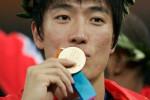China's Olympic gold medal-winning hurdler Liu Xiang announces retirement