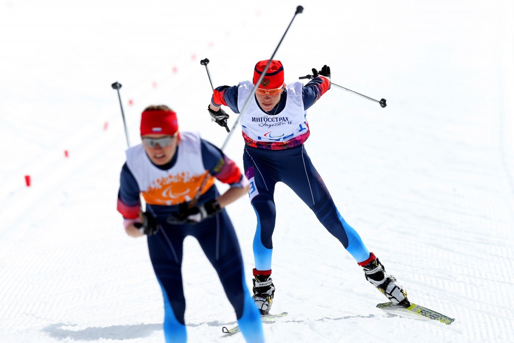 Elena Remizova won the women's visually impaired World Cup ©Getty Images