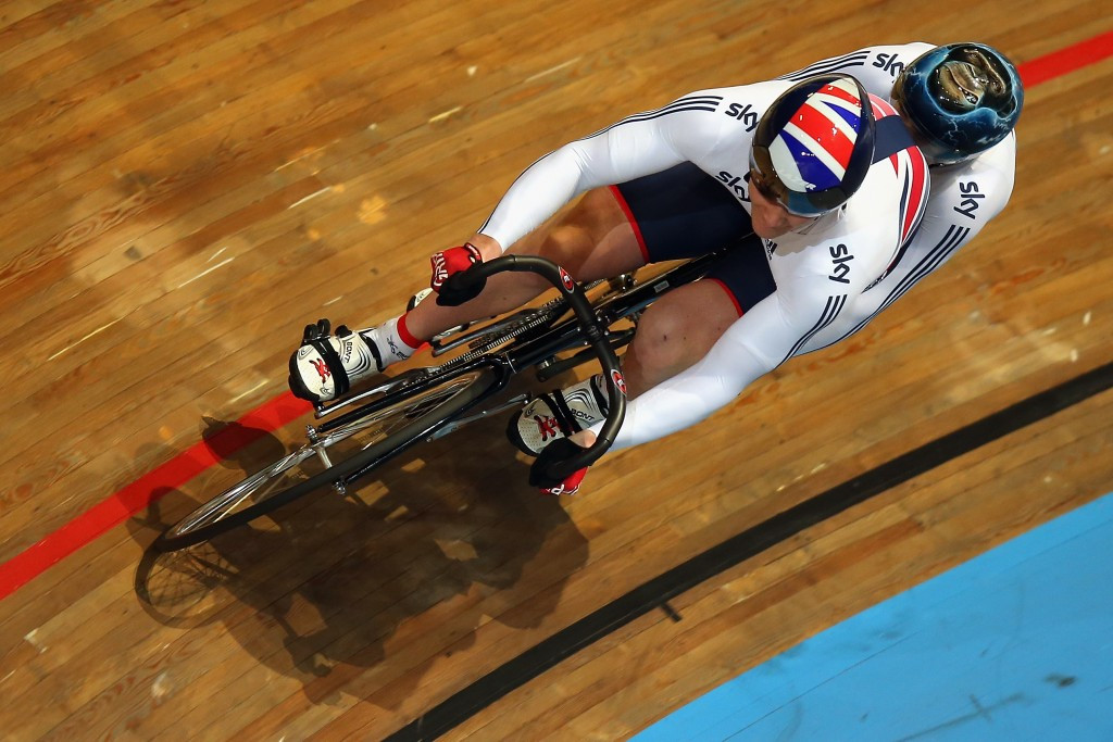 Britain secure double gold on final day of UCI Para-cycling Track World Championships