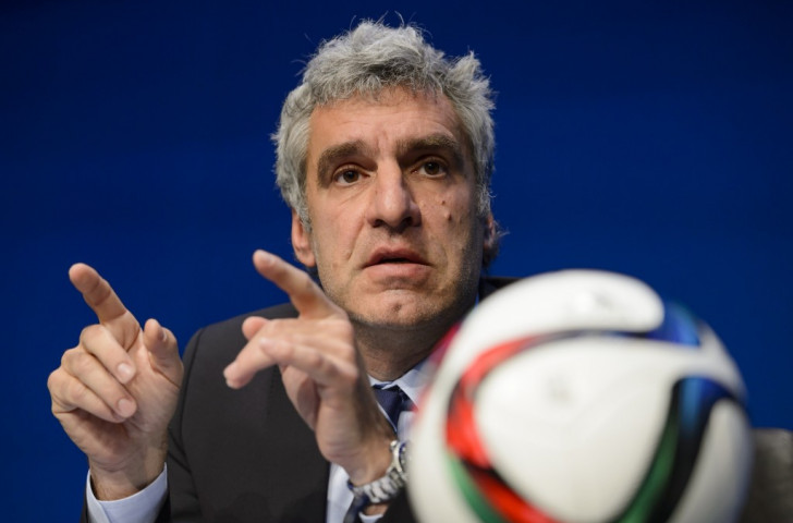 FIFA director of communications Walter De Gregorio has said the 2018 and 2022 World Cups will be unaffected by the arrests of FIFA officials ©Getty Images