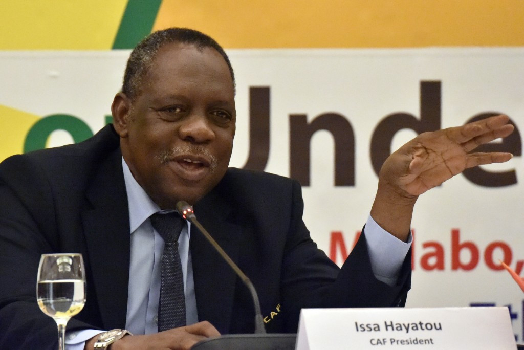 Africa yet to make choice in race for FIFA Presidency, Hayatou suggests