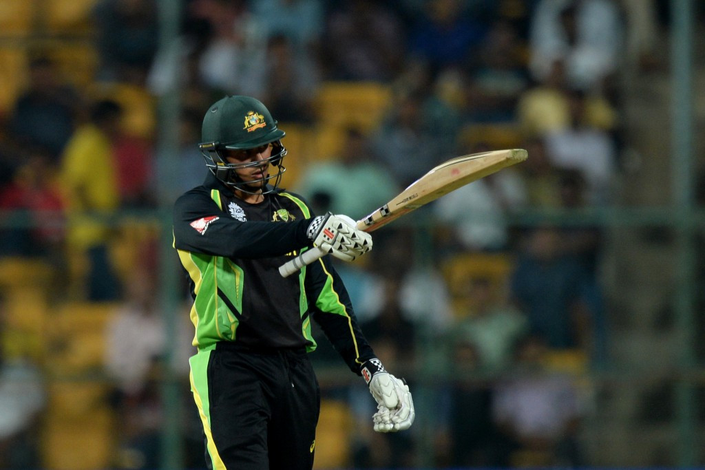 Australia edge past Bangladesh for first ICC World Twenty20 win