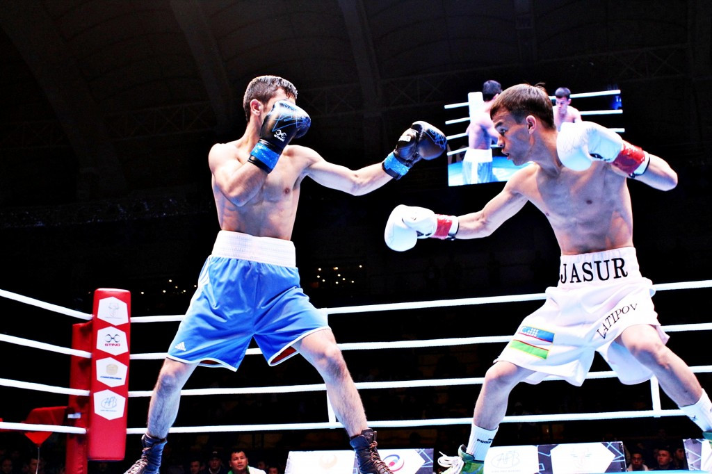 Uzbekistan's Latipov delights home crowd with second AIBA Pro Boxing ranking win of year in Tashkent