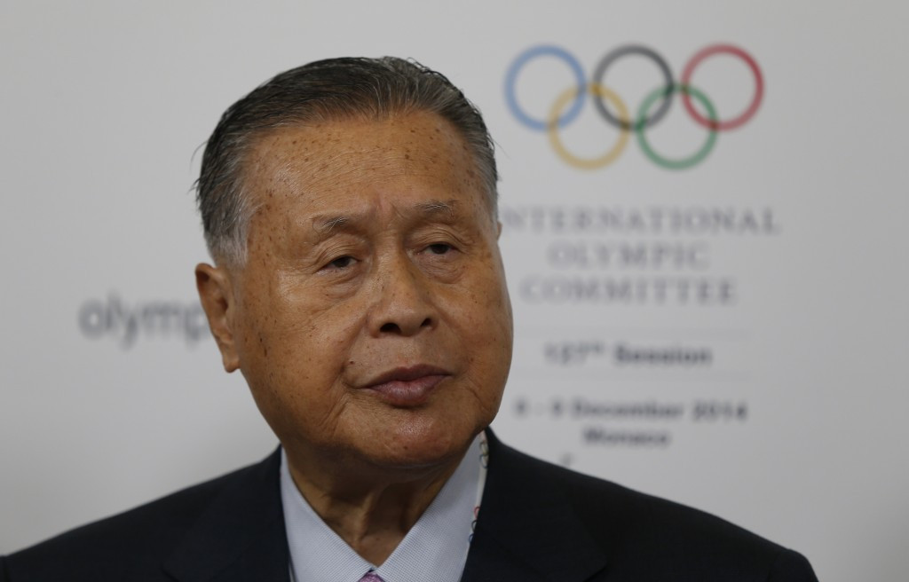 Tokyo 2020 President Mori welcomes creation of Olympic Minister Government post