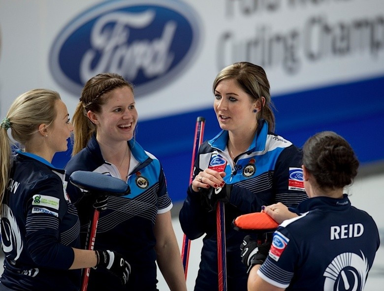 womens curling teams named - 780×591