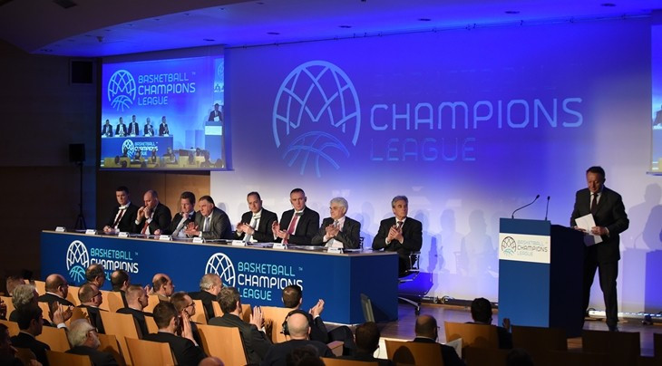 FIBA have officially launched the Basketball Champions League ©FIBA