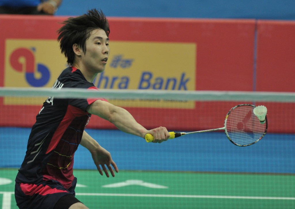 Top seeds cruise through on opening day of BWF New Zealand Open