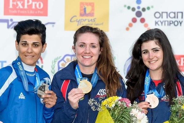 World champion Craft wins skeet gold at ISSF Shotgun World Cup