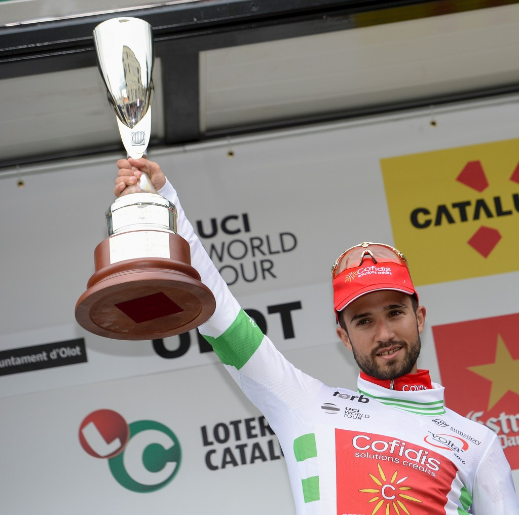Bouhanni secures second stage win to extend Volta a Catalunya race lead