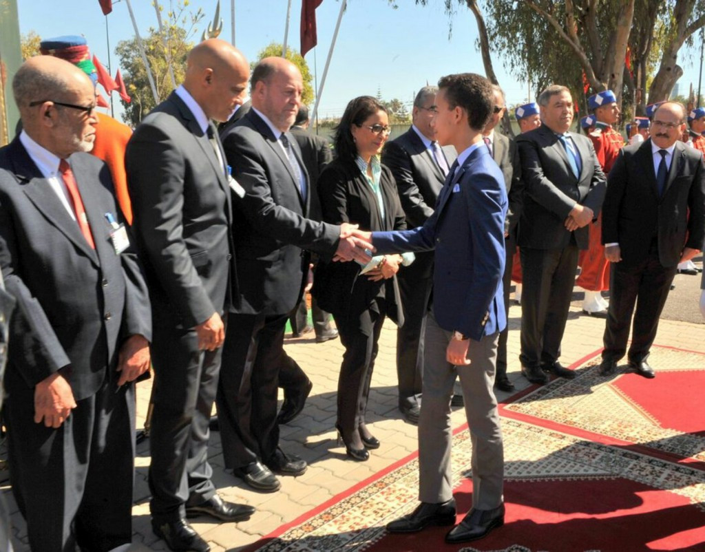 World Karate Federation President attends opening of National Training and Development Centre in Rabat