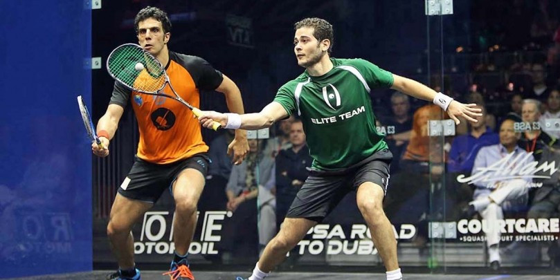 Gawad upsets Mossad at British Open