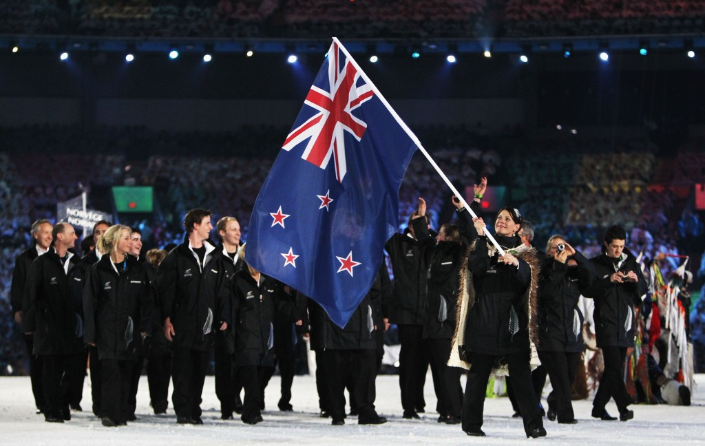 Olympic broadcast deal signed in New Zealand and Pacific nations until 2024