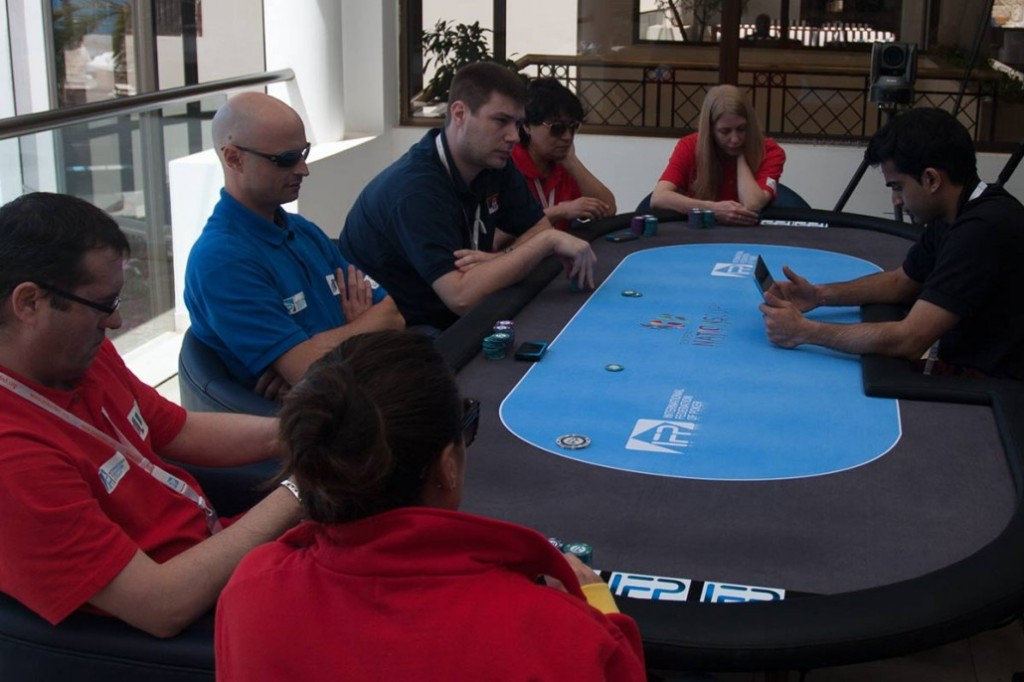 The International Federation of Poker is set to become a member of SportAccord ©IFP
