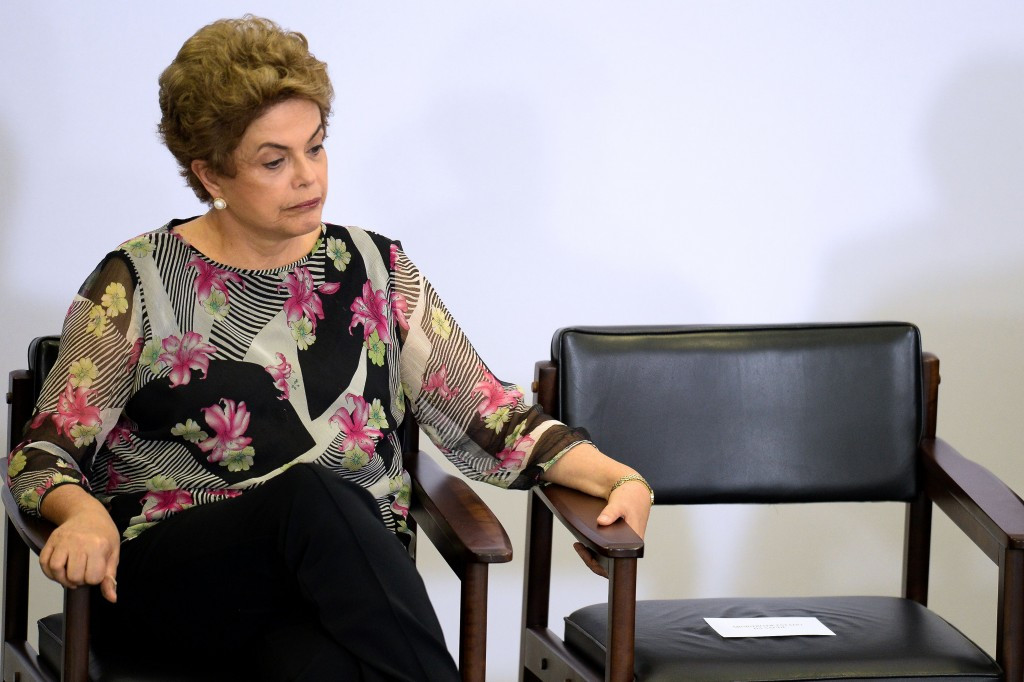 The news comes at a time of political turmoil in Brazil, with calls for the impeachment of President Dilma Rousseff