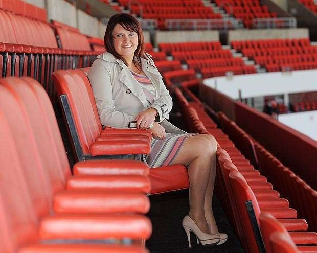 Lawrence Selby replaces Margaret Byrne, who stepped down from the Board earlier this year ©AFC Sunderland