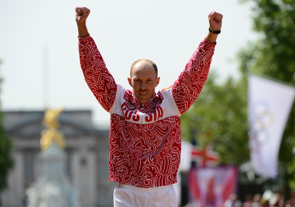 Race walker Kirdyapkin to be stripped of London 2012 Olympic gold as CAS rule on six Russian doping cases