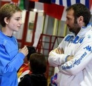 Italian star Vio maintains winning ways at IWAS Wheelchair Fencing World Cup in Eger