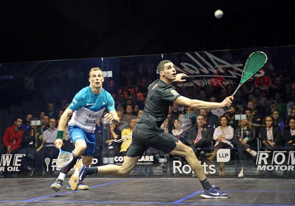 Farag stuns home hopeful Matthew at British Open