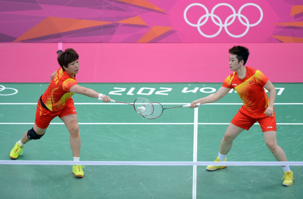 Wang Xiaoli and Yu Yang were one of four women's doubles pairs thrown out of the London 2012 competition for match-fixing