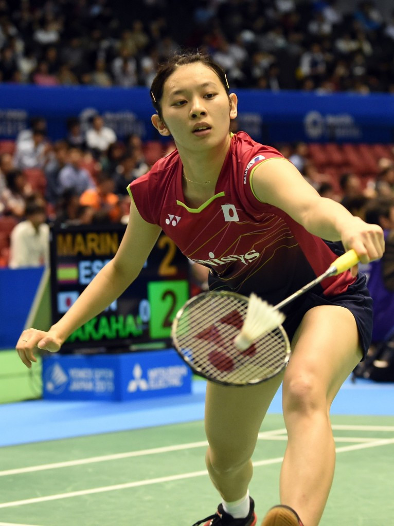 Second seed Hashimoto knocked out at BWF New Zealand Open