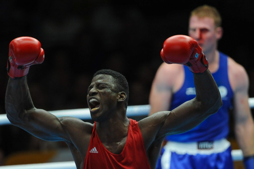 Super heavyweight Efe Ajagba was the only Nigerian boxer to secure a quota place at the Olympic Qualification Event