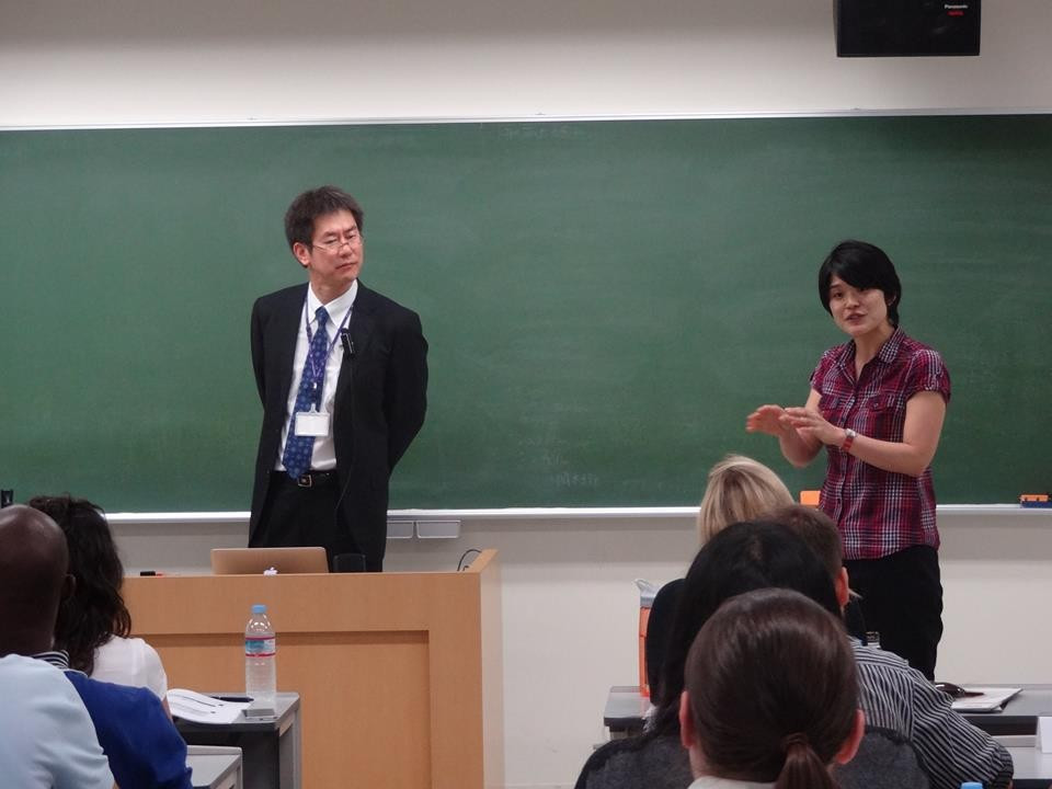 Anti-Doping, Paralympics and women in sport latest topics examined at Tsukuba International Academy for Sport Studies short programme