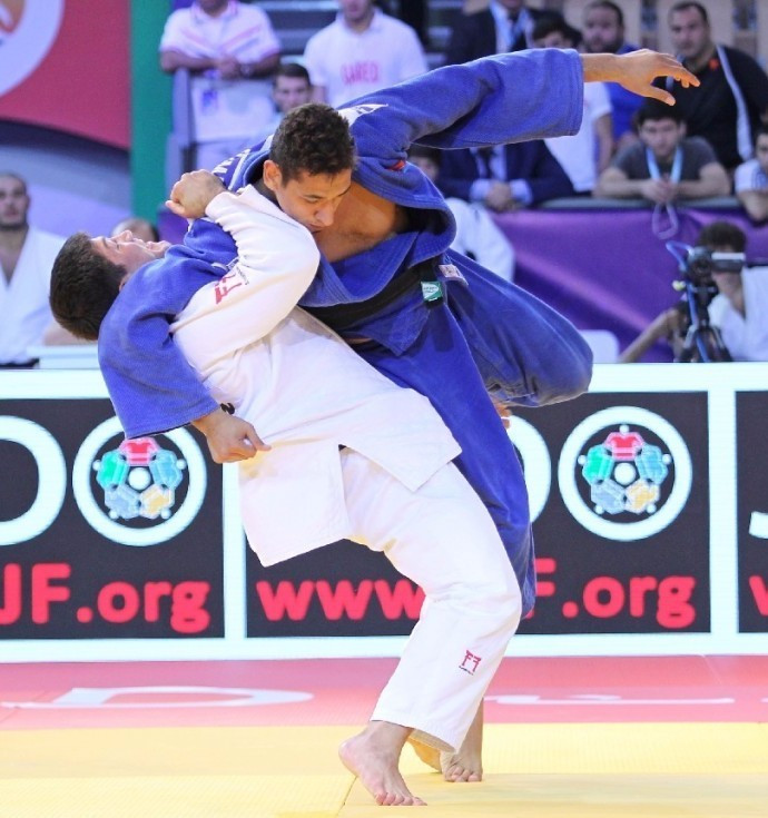 Visually impaired judoka Gogotchuri to battle fully sighted rivals at IJF Tbilisi Grand Prix