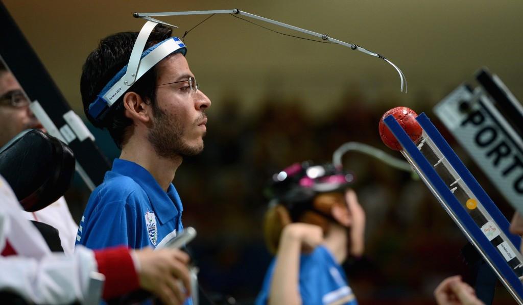 Paralympic champion Polychronidis exits at World Individual Boccia Championships