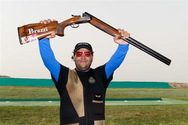 Fernandez wins all-Spanish final at ISSF Shotgun World Cup