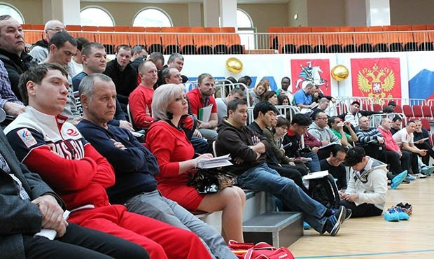 International sambo referee seminar held as part of World Cup in Moscow