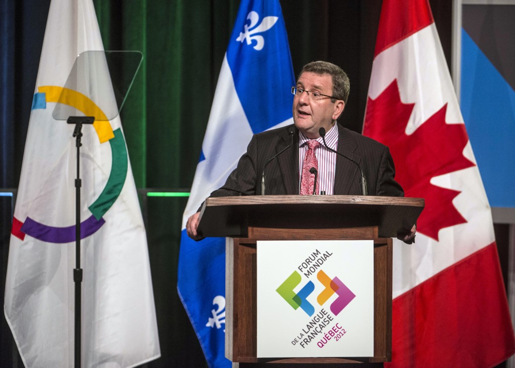 Québec City Mayor Régis Labeaume has held talks with other cities about a joint bid for the 2026 Winter Olympics and Paralympics ©Getty Images