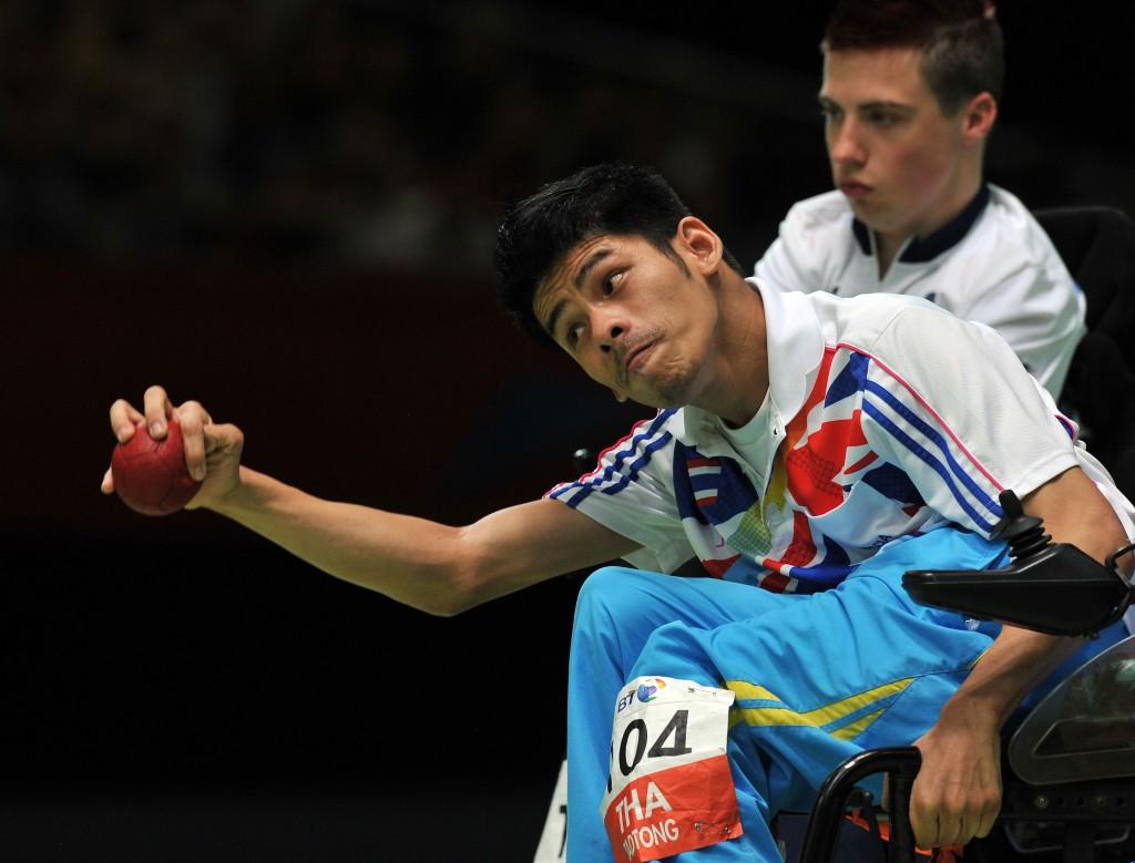 Thai stars win double gold at World Individual Boccia Championships