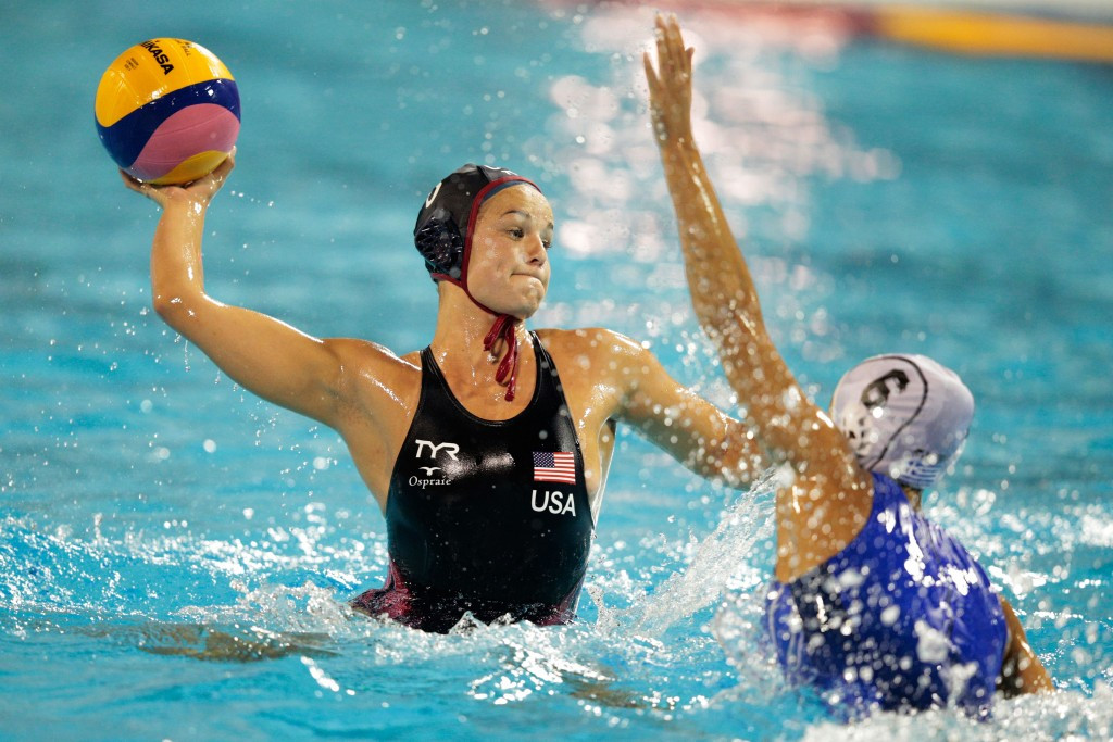 United States cruise to fifth win in a row at women's Water Polo Olympic Games Qualification Tournament