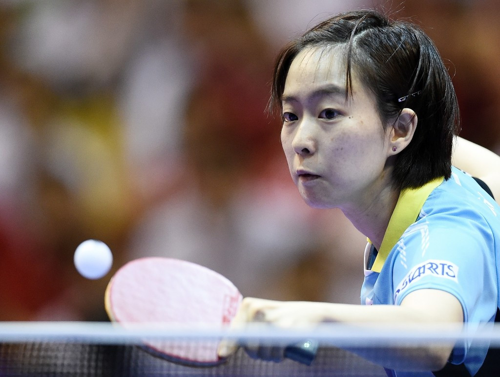 Ishikawa stunned as main draw of ITTF World Tour Qatar Open begins in Doha
