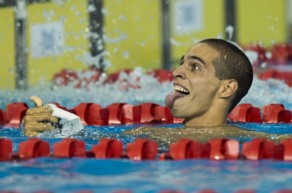 FINA ban Peruvian swimmer for four years after positive drugs test at Toronto 2015