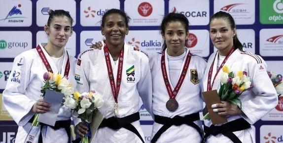 Brazilian Rio 2016 medal hope Silva triumphs at IJF Tbilisi Grand Prix
