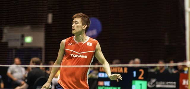 Unseeded Japanese moves closer to second title with semi-final victory at BWF New Zealand Open